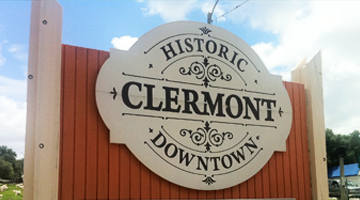 Clermont Home Inspector - Historic Clermont Downtown